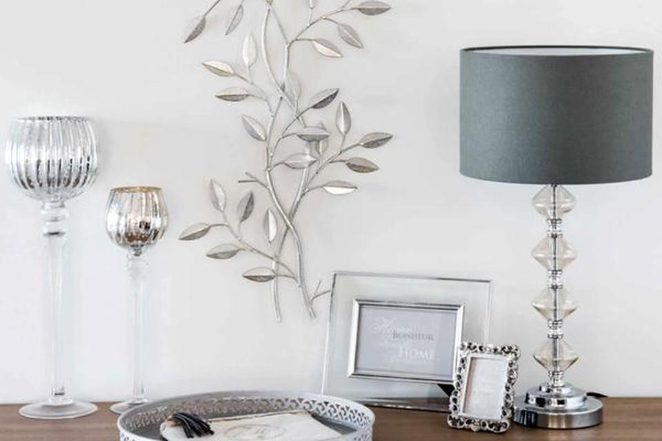 Wanddecoratie tak met bladeren - Maisons du Monde - 22,99 euro