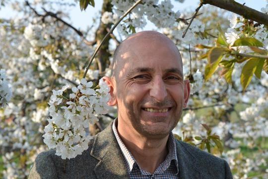 Burgemeester Marc Penxten