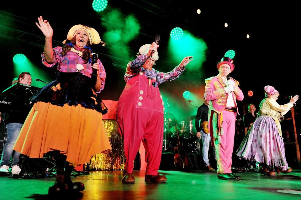 6.000 volwassenen dansten mee de Plopdans.