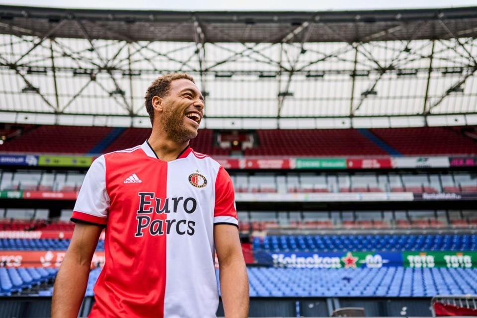 Cyriel Dessers zal donderdag voor het eerst meetrainen in Rotterdam en krijgt er het rugnummer 33.