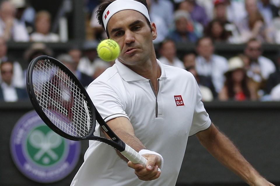 Valt Roger Federer nog te zien op Wimbledon?