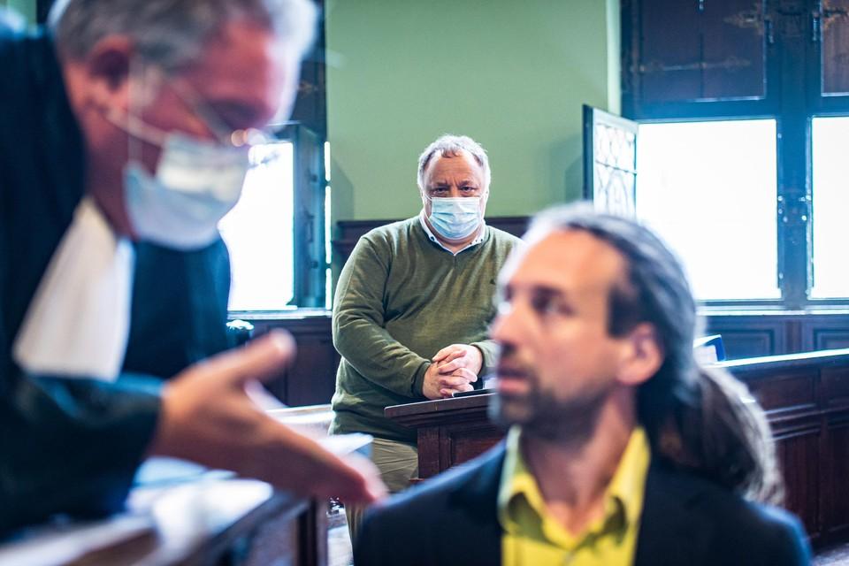 Marc Van Ranst en Willem Engel zitten al maanden in de clinch