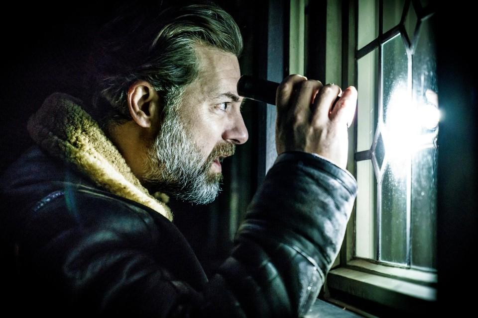 Geert Van Rampelberg zal dit najaar te zien zijn in de Franse Netflixreeks . Welke rol hij precies speelt, is nog niet geweten.