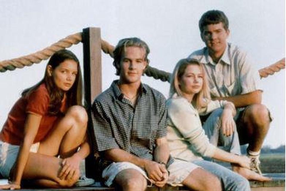 De cast van Dawson's Creek