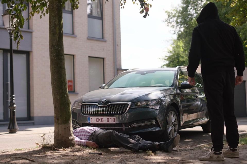 Is Frank Bomans echt doodgeslagen door Xander?