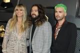 thumbnail: Heidi Klum met Tom en Bill Kaulitz