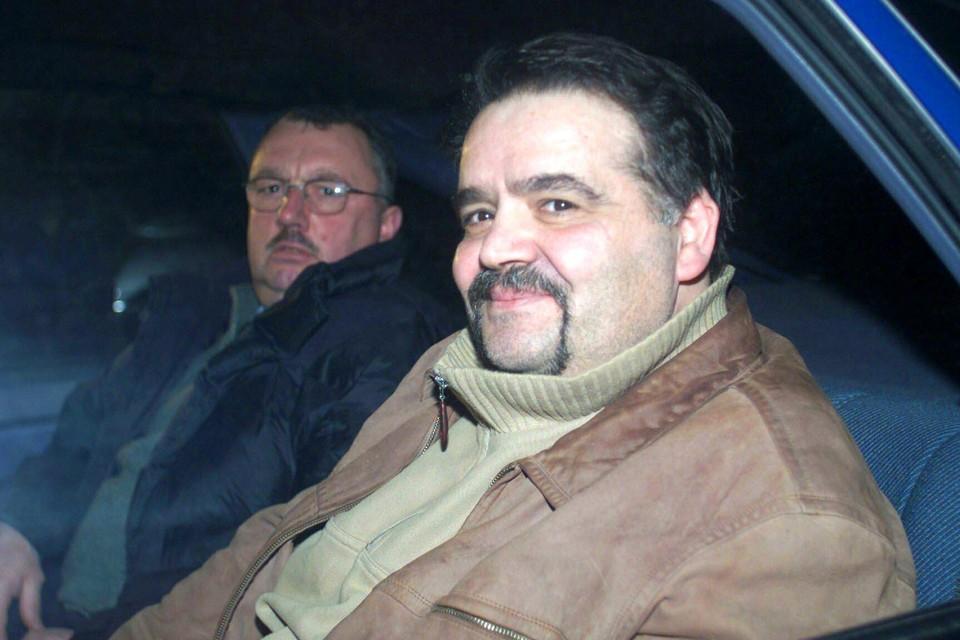 Cosimo Solazzo (rechts)