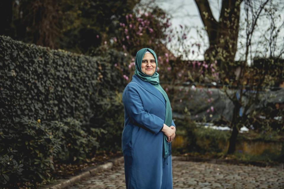 """Tezcan Türkben is een echte doorzetter. """"Tussen de ziekenhuisbezoeken door heb ik mijn opleiding afgewerkt."""""""