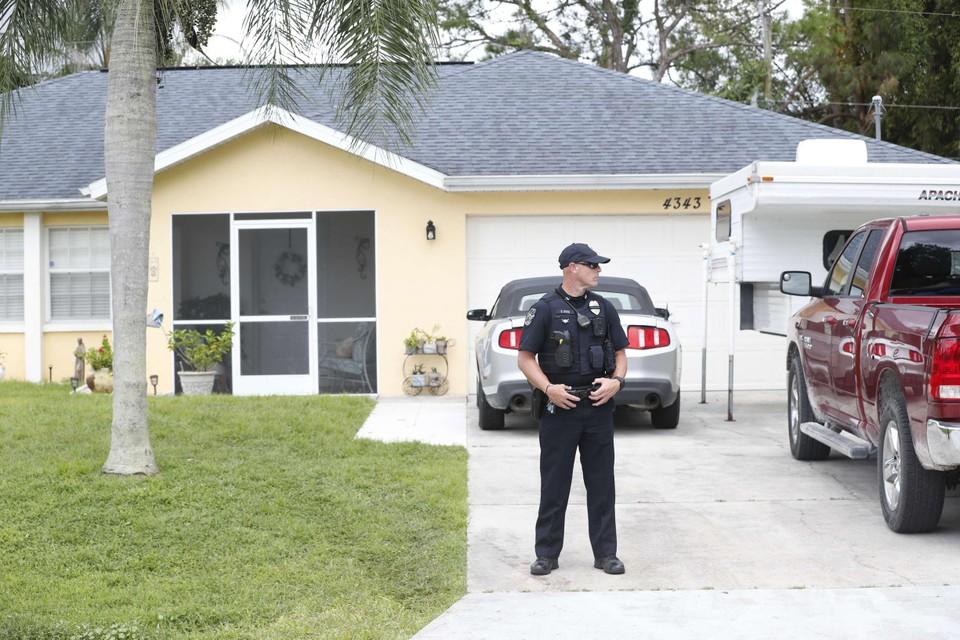 Gabby Petito woonde met Brian Laundrie bij zijn ouders in Florida.