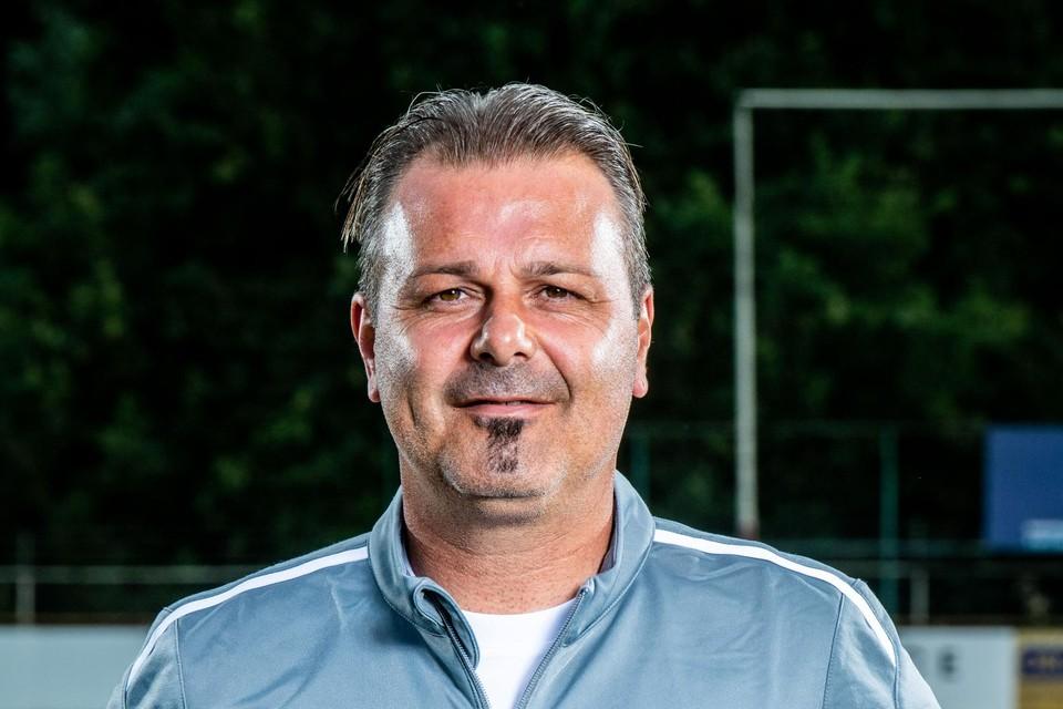 Beringen-coach Kurt Van de Paar.