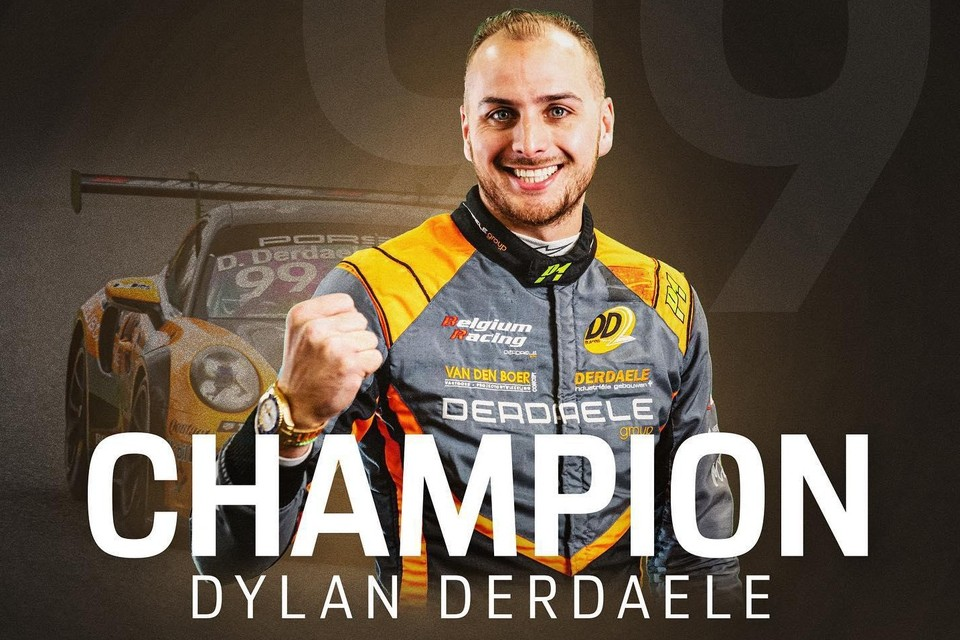 Dylan Derdaele.