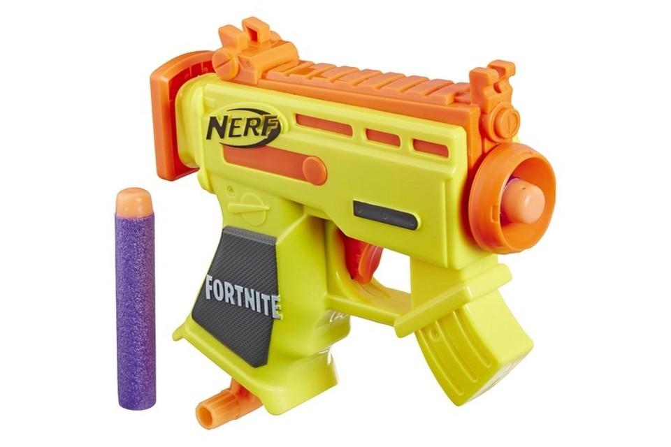 <P>Waterpistool Nerf Blaster Fortnite - Dreamland - 11,99 euro</P>