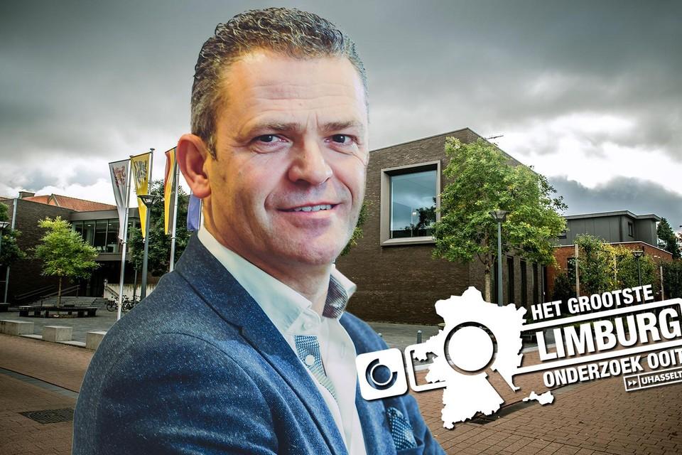 Burgemeester Lode Ceyssens.