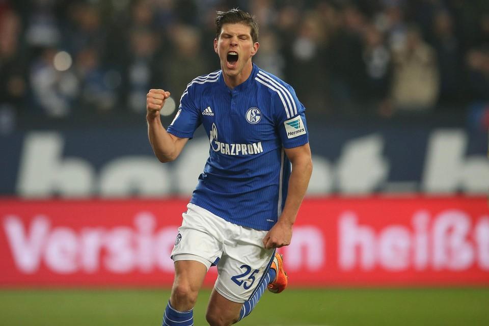 Klaas-Jan Huntelaar kwam eerder al zeven jaar uit voor Schalke 04.