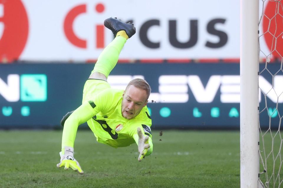 Bij Standard staat iedereen op scherp na de nederlaag tegen Anderlecht afgelopen weekend.