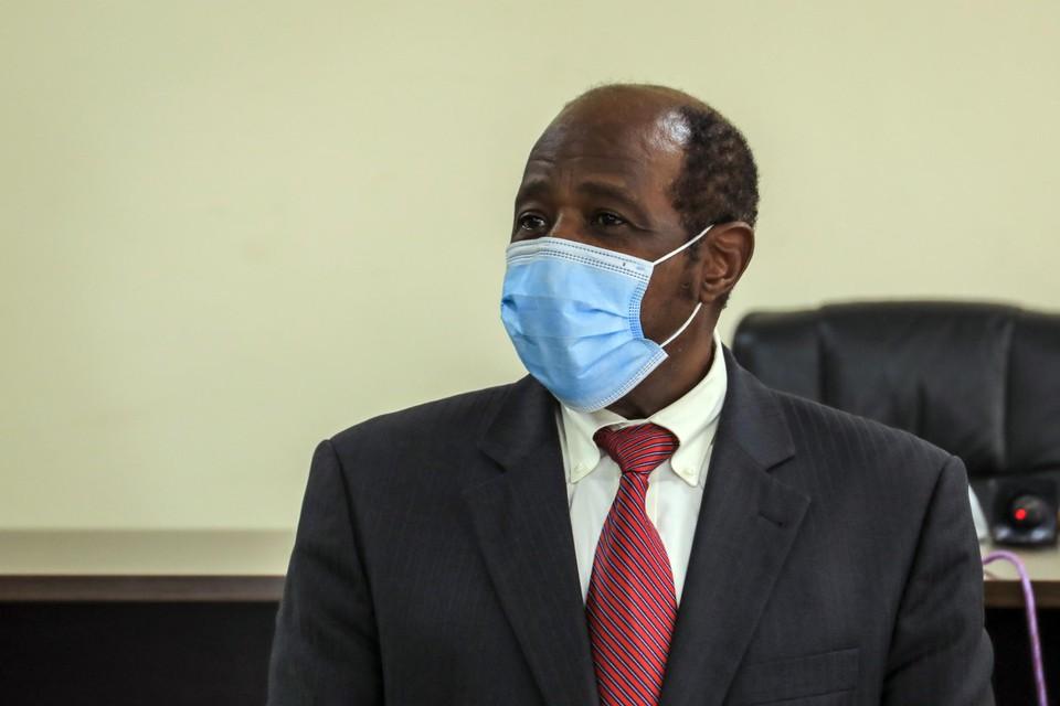 Paul Rusesabagina (66), de hoteluitbater die meer dan duizend levens redde tijdens de Rwandese genocide in 1994.