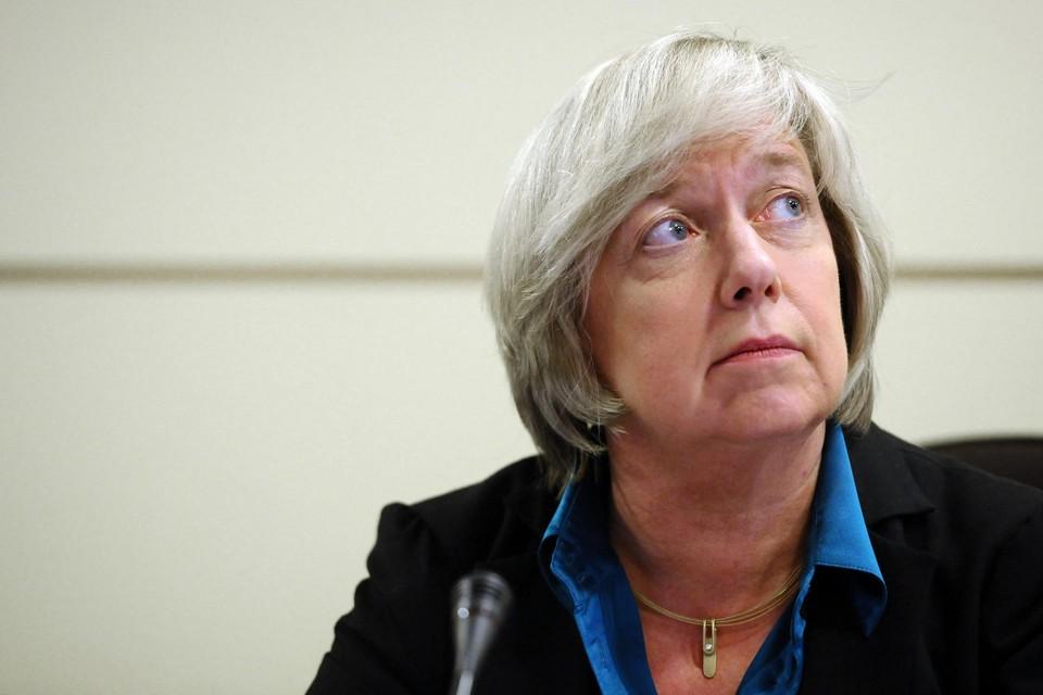 Francine Swiggers werd in 2008 nog uitgeroepen tot machtigste zakenvrouw van België.