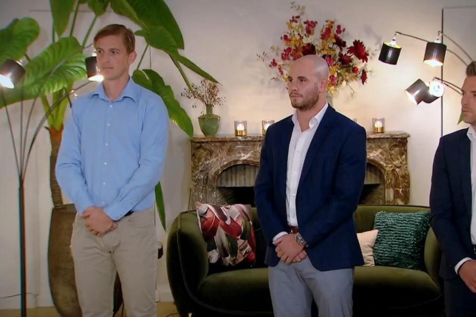 Django, Ivan en Wouter. Wie van de drie wordt straks de nieuwe partner van Elke Clijsters?