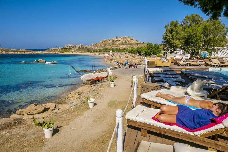 Griekenland is de kampioen van de reisbestemmingen deze zomer.