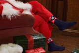 thumbnail: Paar kerstsokken - Burlington - 14 euro