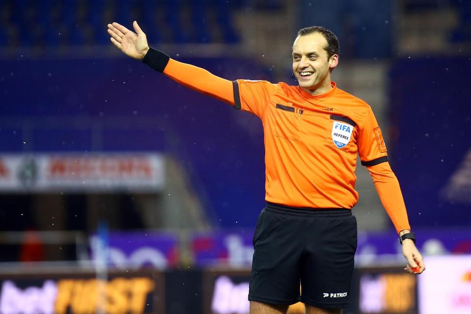 Alexandre Boucaut is voor de tweede keer dit seizoen aangeduid als ref voor de Limburgse derby.