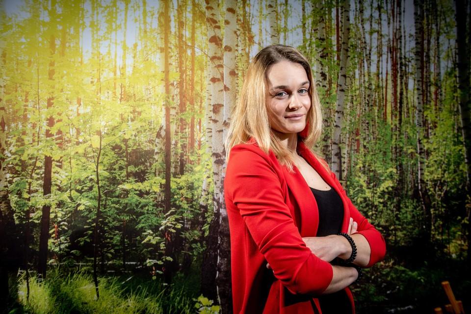 """Sylke Calleeuw wordt Office Manager van Limburg United: """"Ik heb hier in 2016 mijn stage gedaan."""""""