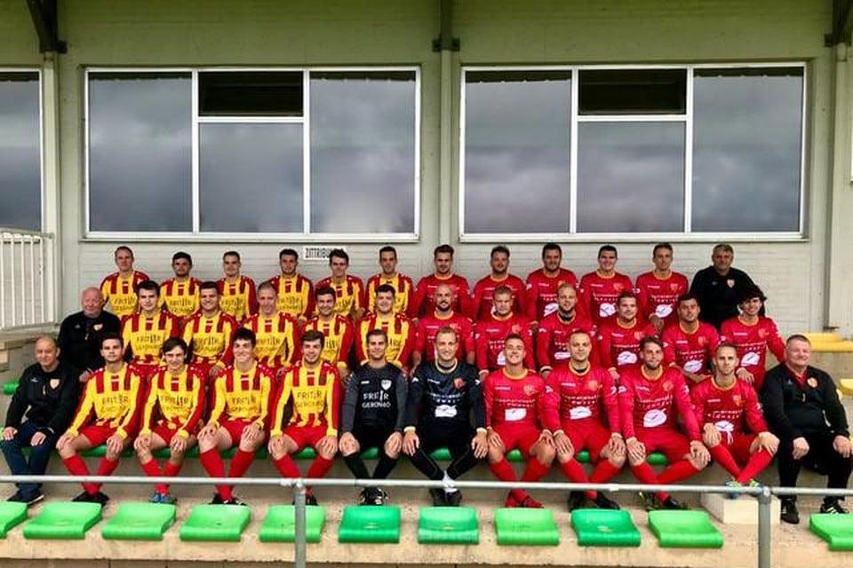FC Veldwezelt is volgens de trainers de titelfavoriet in 4A.