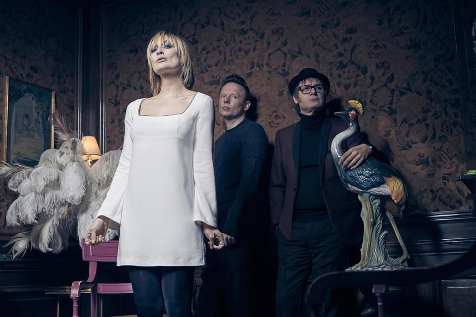 Op amper drie maanden tijd nam Hooverphonic een nieuw album op met hun teruggekeerde frontvrouw Geike Arnaert.