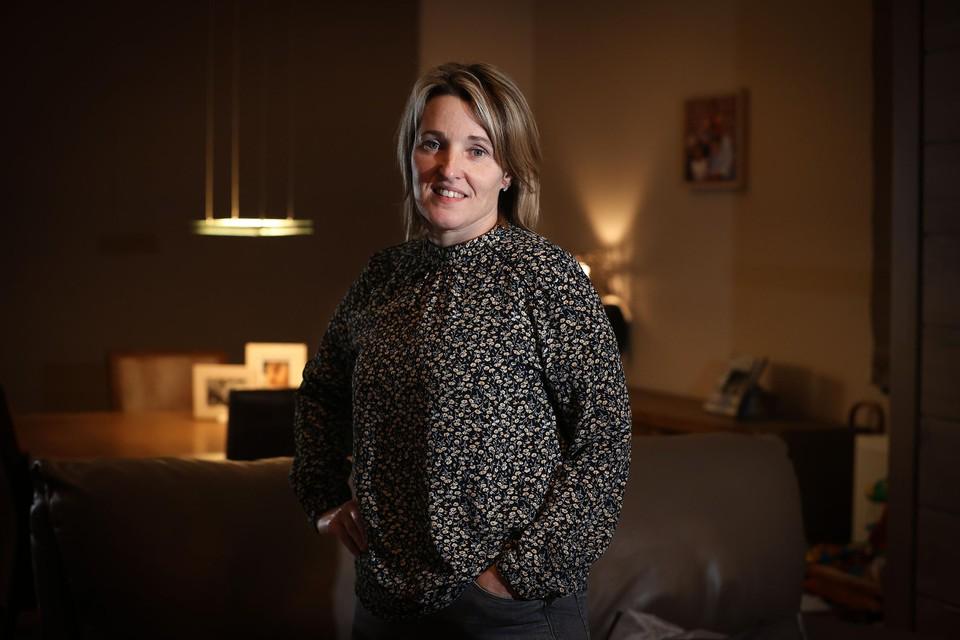 """Ingrid Vandyck: """"In totaal zijn er vier van de zestien contacten die ik heb doorgegeven verwittigd."""""""