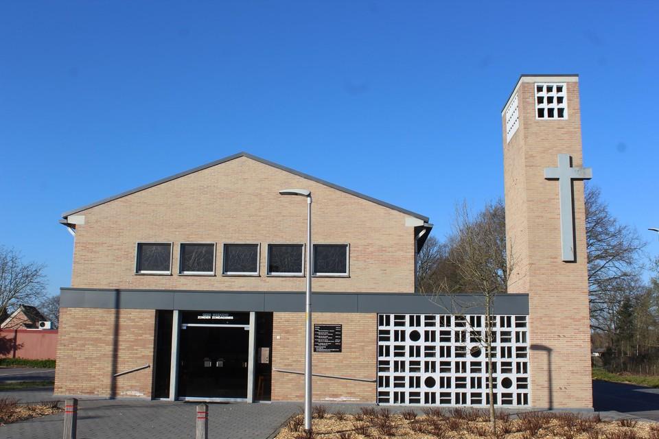 De volgende dagen vinden nog afscheidsplechtigheden plaats in het kerkgebouw
