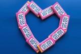thumbnail: Reep met duidelijke (personaliseerbare) boodschap - Tony's Chocolonel - 6 euro