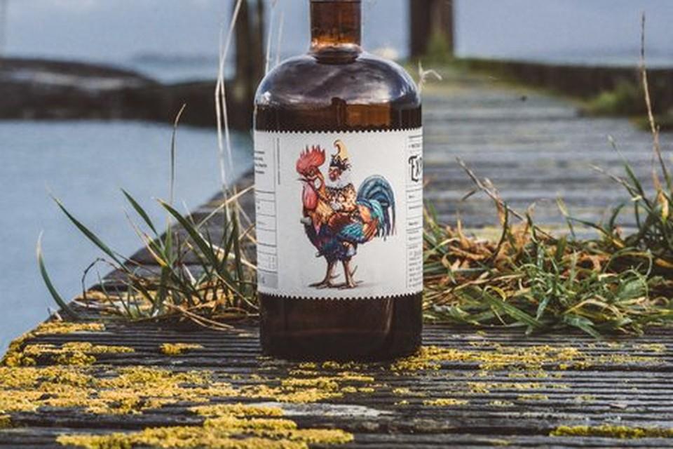 Belgische Gin Monkey 47 - 124,95 euro via Monkey47.com