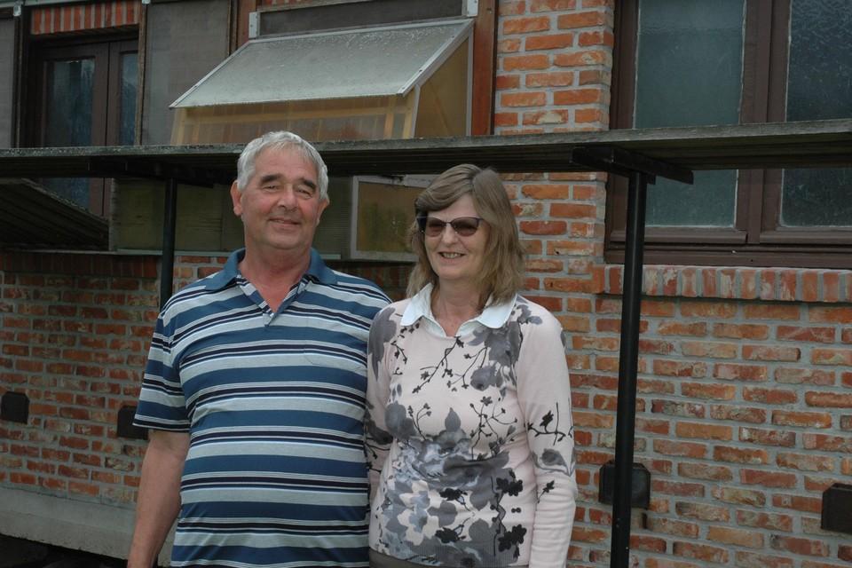 Walter en Christine Grieten.
