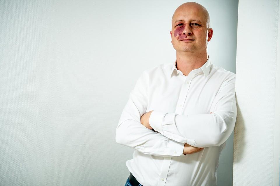 """Kristof Vervloesem, directeur van Heem vzw: """"Door alle expertise onder één dak te verenigen, kunnen we vermijden dat hulpverlening van jongeren telkens onderbroken wordt."""""""