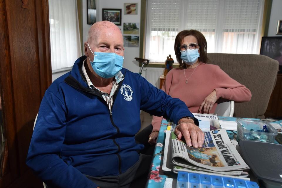 Hasselaar Guillaume Weerts (91) zal na een maand wachten dan toch zijn eerste vaccin krijgen.