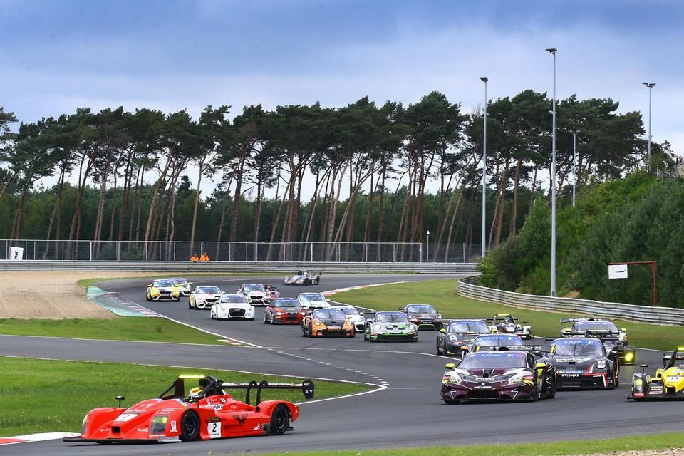 Tussen de bolides op Circuit Zolder was er afgelopen weekend geen F1-wagen te bespeuren.