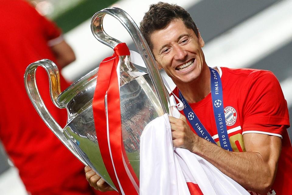 Bayern München wil zichzelf graag opvolgen.