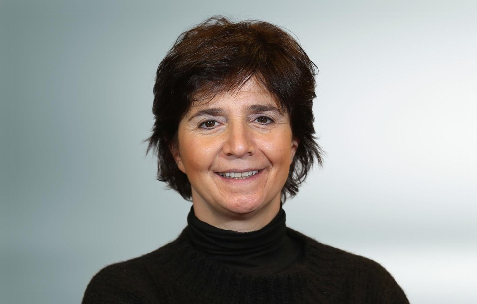 Liesbeth Van der Auwera, burgemeester van Bree.