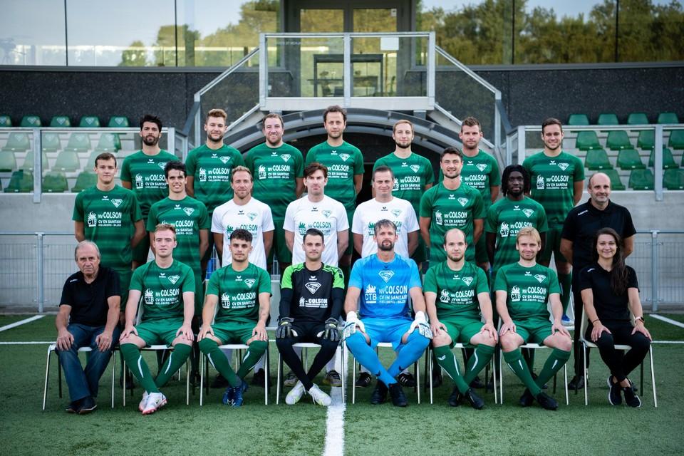 Schoonbeek-Beverst is volgens de trainers de titelfavoriet in eerste provinciale.
