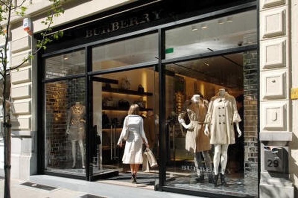 Antwerpen telt 13 winkels uit top 100 luxemerken
