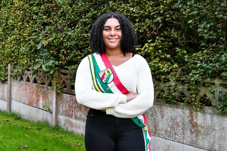 """""""Schachtenverkopen verbieden in Limburg zou heel spijtig zijn"""", vindt Malissa Moons, preses van Mater Paramedica, de studentenvereniging van de verpleegkundigen."""