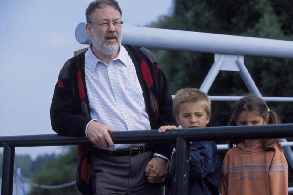 Van Gorp was ook te zien in 'Stille waters'.