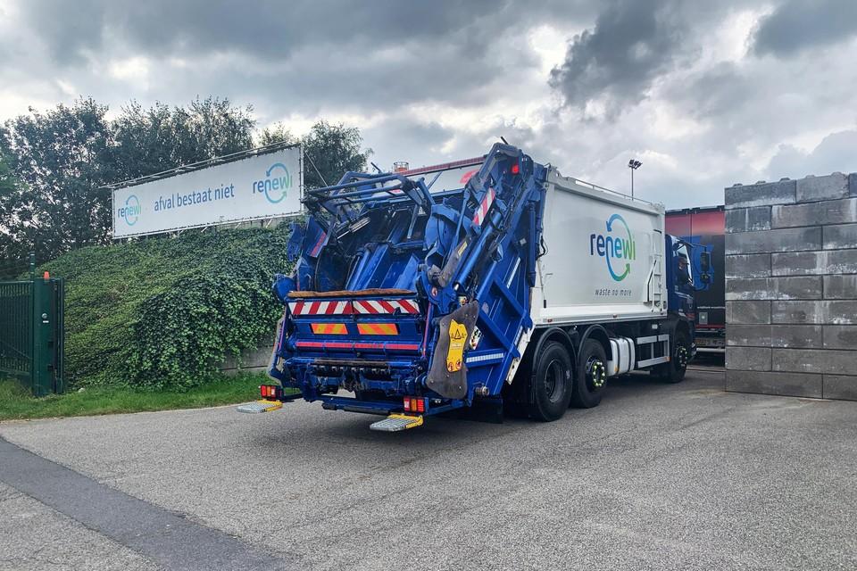 Door de belofte van de directie om in geen enkele vrachtwagen nog een spionagecamera te hangen zijn de werknemers van Renewi weer aan de slag gegaan.