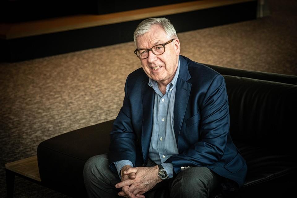 Noël Wathion, de Hasseltse topman van het Europees Geneesmiddelenagentschap.