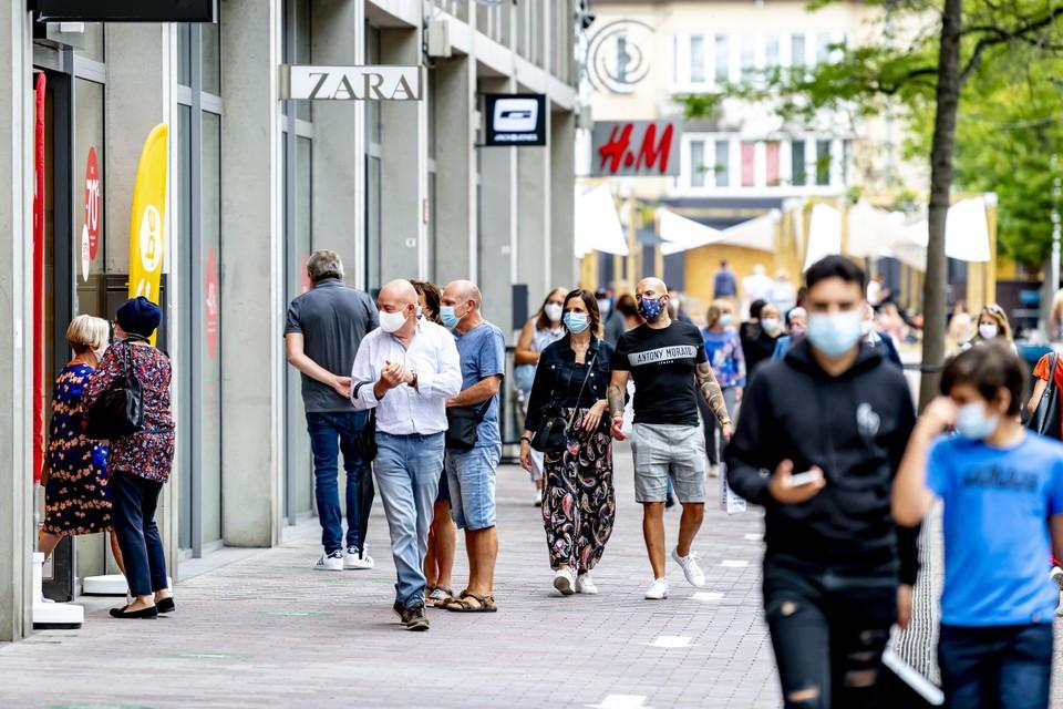 In Genk waren er de afgelopen week vijftien nieuwe besmettingen. Dat is meer dan een verdubbeling in vergelijking met vorige week.