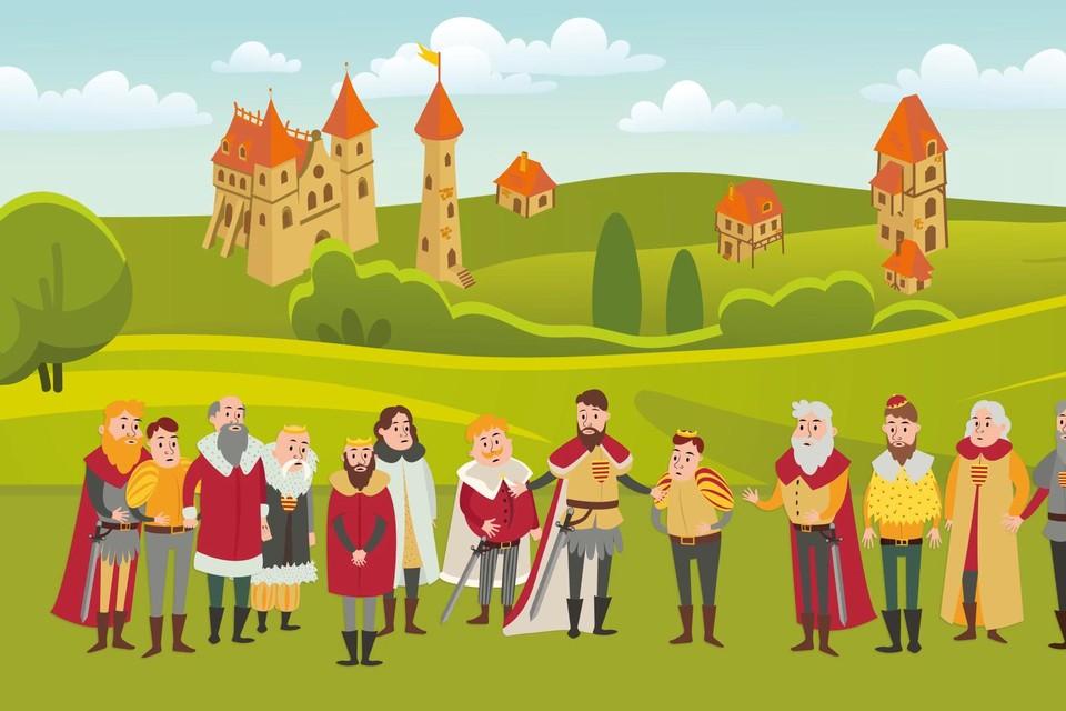 Waarom heet Limburg 'Limburg' en niet Loon? Het is een van de vragen die de nieuwe animatiefilmpjes beantwoorden.