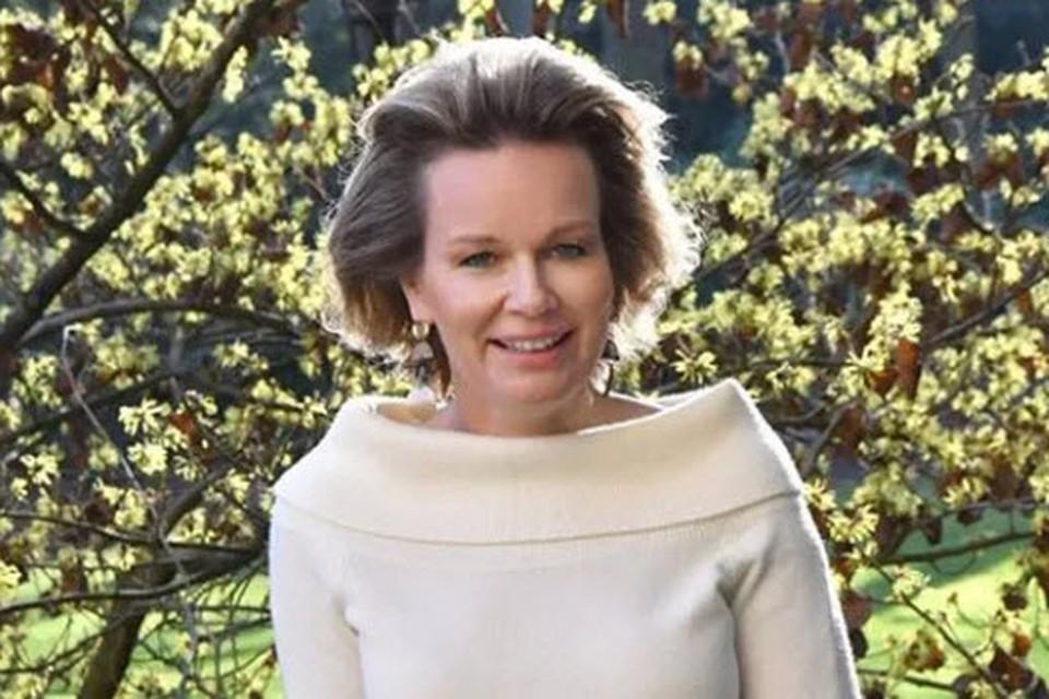 Koningin Mathilde