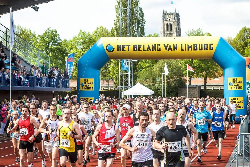 Vanaf zaterdag kan de Tungri Run een week lang 'virtueel' gelopen worden, op 19 september volgt de 'reële' editie.