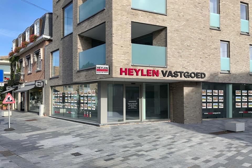 Het eerste Limburgse kantoor van Heylen Vastgoed komt in Lommel.