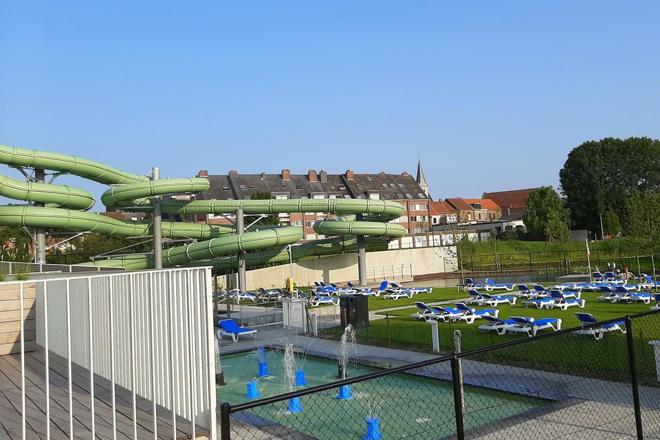 Inwoners kunnen onder meer terecht in het LAGO-zwembad in Sint-Truiden.